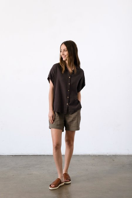 It Is Well L.A. Button Down Shirt - Dobby