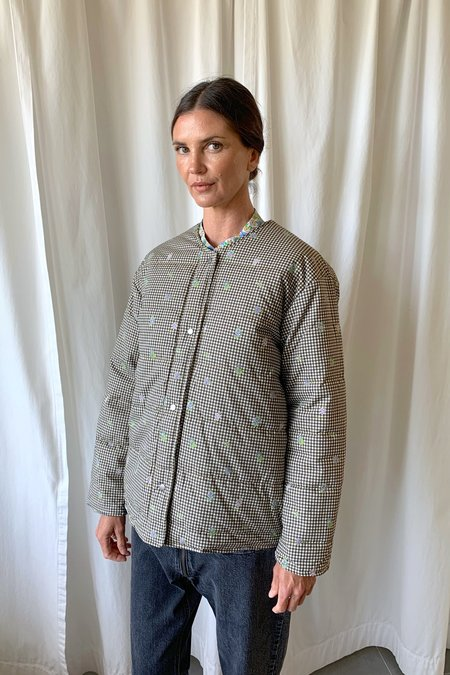 No.6 Glenn Quilted Jacket