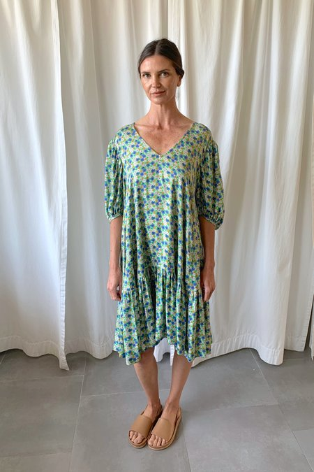 No.6 Iris Dress - Cream