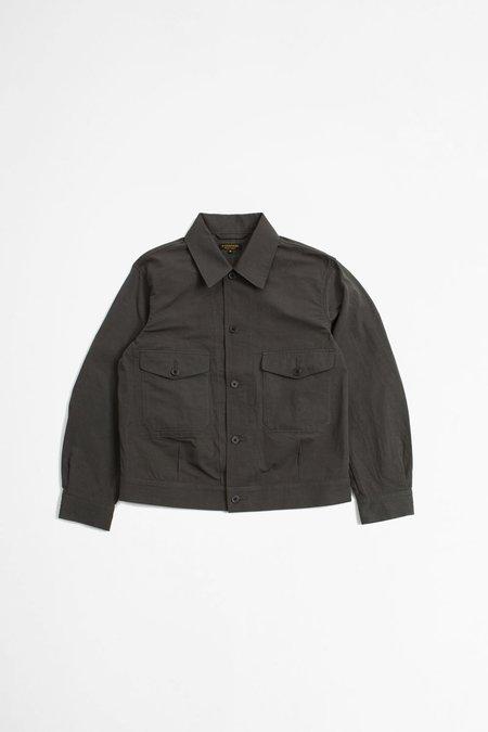 A Vontade British Short Jacket - Charcoal
