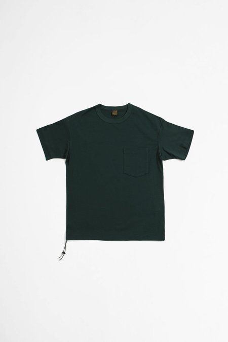 A Vontade silket Athletic T-shirt - Hunter