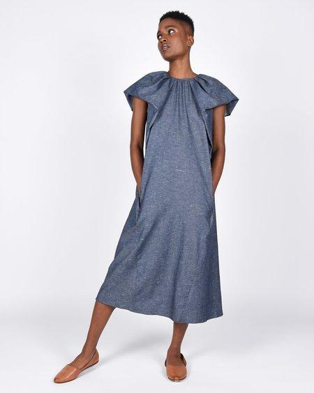 Atelier Delphine Cacie dress - Tomekon stripe
