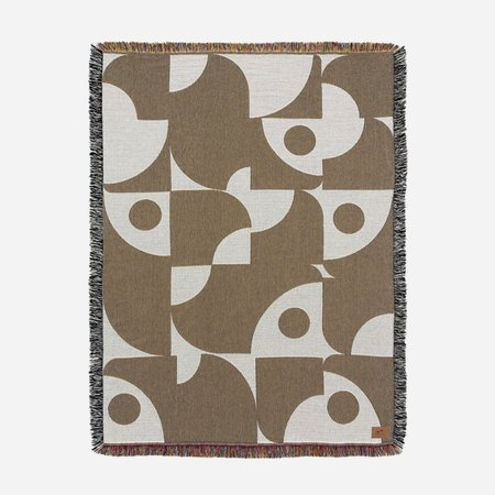 Slowtide Indoek Surf Shacks Tapestry Blanket - multi