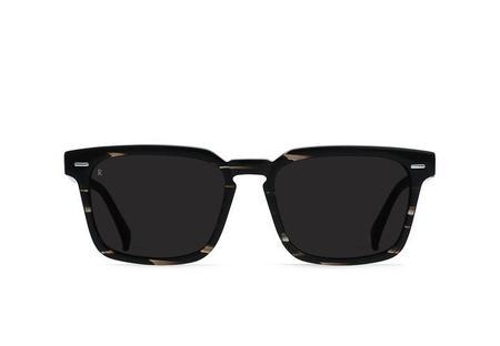 Raen Adin Sunglasses - Licorice/Dark Smoke