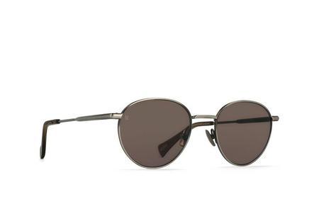 Raen Andreas Polarized Sunglasses - Brushed Pewter