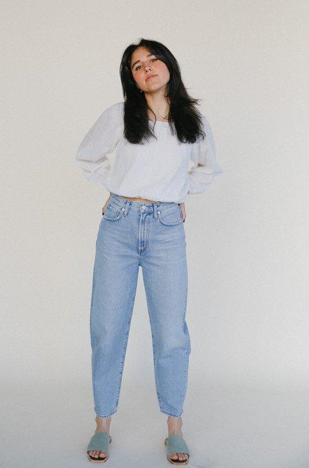 Line the Label Padma Sweater - Chalk