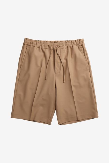NN07 Drian 1228 Shorts - Light Canela