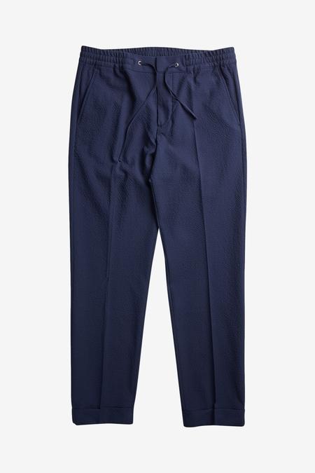 NN07 Sebastian 1045 trousers - Navy Blue