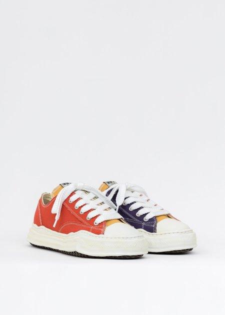 Mihara Yasuhiro Original Sole Overdyed Lowcut Sneaker - Orange