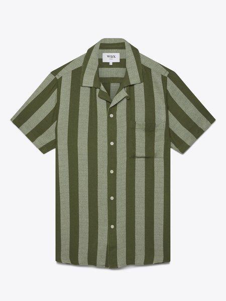 Wax London Fazely Short Sleeve top - Beach khaki