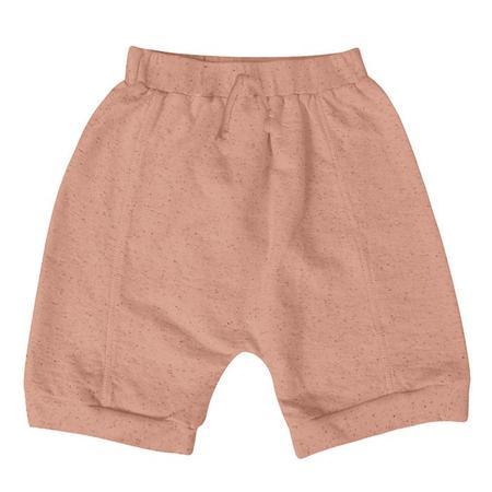 Kids Nico Nico Arrow Shorts - Confetti Rust Red