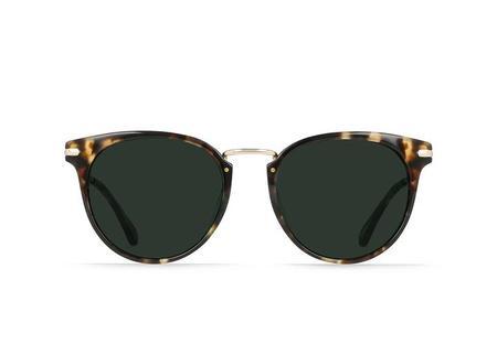 Raen Norie Alchemy Sunglasses - Brindle Tortoise