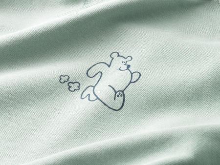 Karhu Trampas Bear Sweatshirt - Rainy