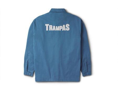 Karhu Trampas Jacket - Ensign Blue/Fog