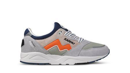 Karhu Aria 95 shoes - Blue Dawn/Carrot