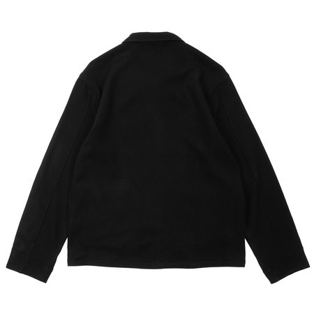 Our Legacy Archive Wool Box Jacket - Black