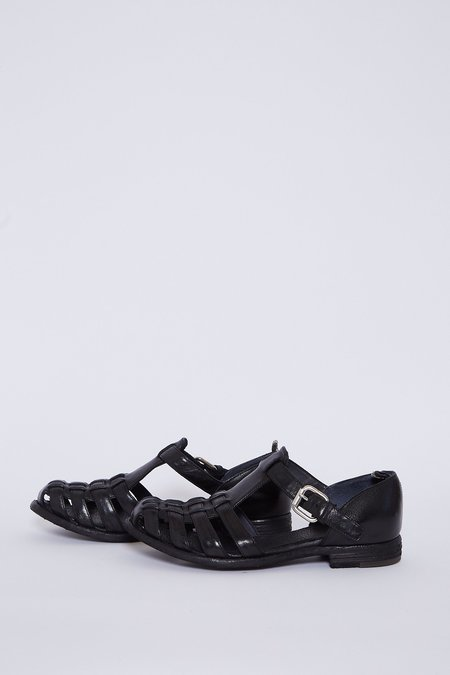 OFFICINE CREATIVE Lexikon 521 shoes - Nero