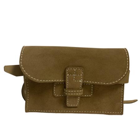 Rawhide Belt bag - Rawhide Suede