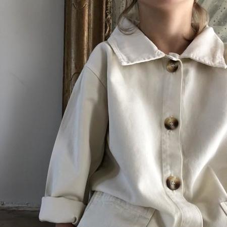 Poudre Organic Mûre Kid's Jacket