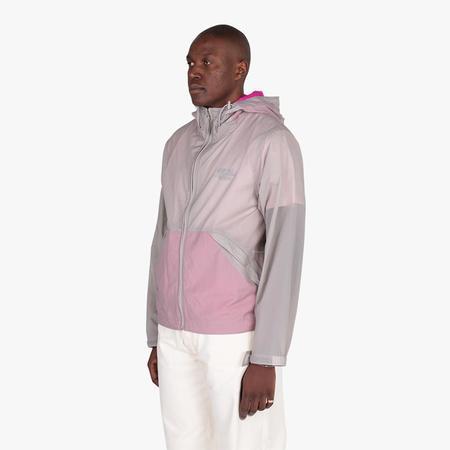Pop Trading Company Vondel Jacket - Light Grey