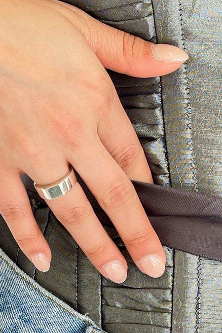 Kat Seale Square Signet Ring