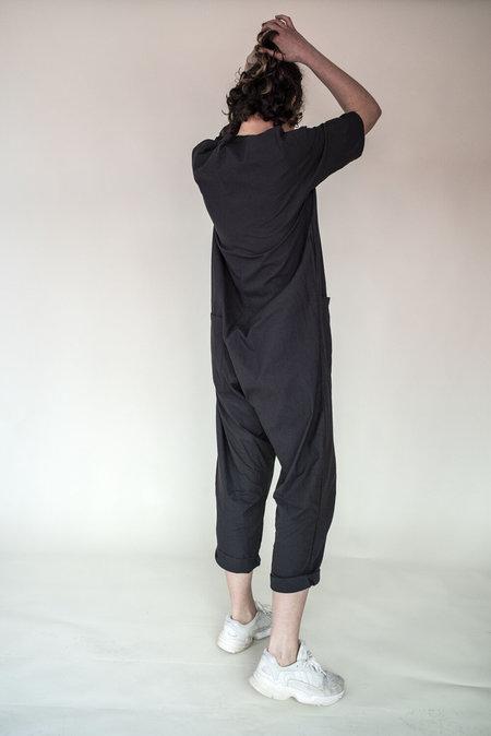 Elsa Esturgie Epure Jumpsuit - Carbon