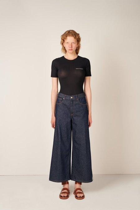 MM6 Maison Margiela Side Stripe Jeans - Blue