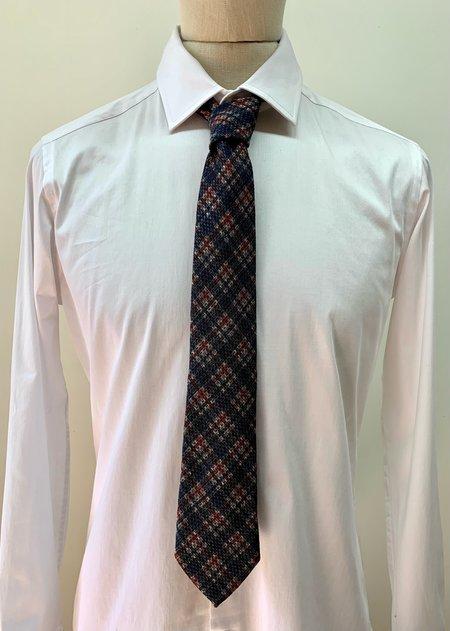 Altea Olona Cotton/Silk Neck Tie - 1
