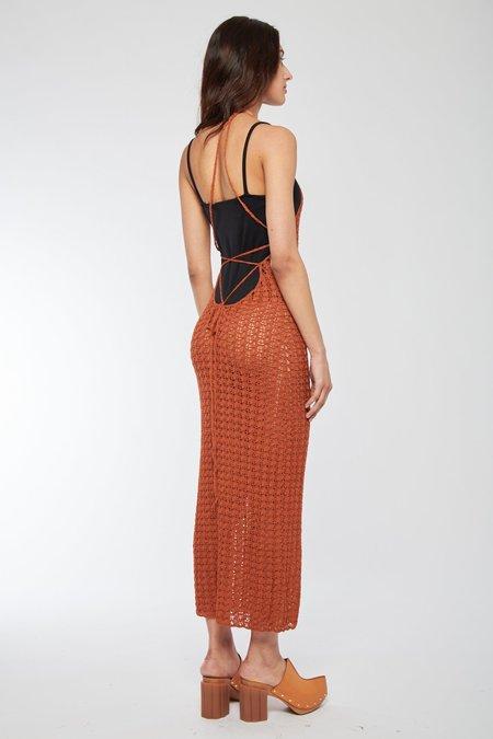 Cult Gaia Demi Knit Dress