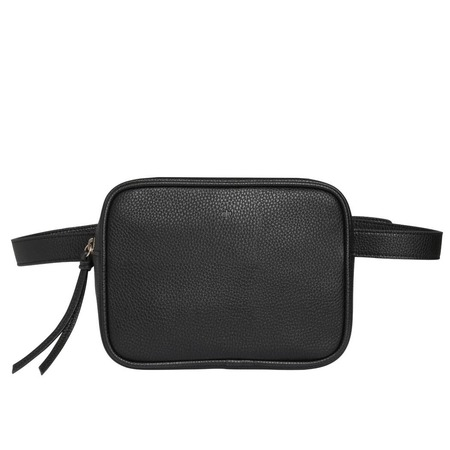 ela Pebble Belt Bag - Black