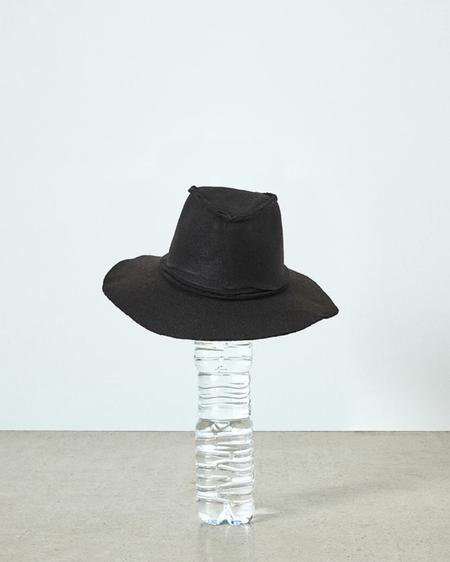 Reinhard Plank BIG BEGHE Hat - Black
