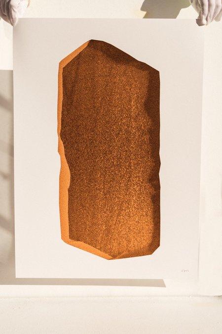 Natascha Madeiski Soft art - orange