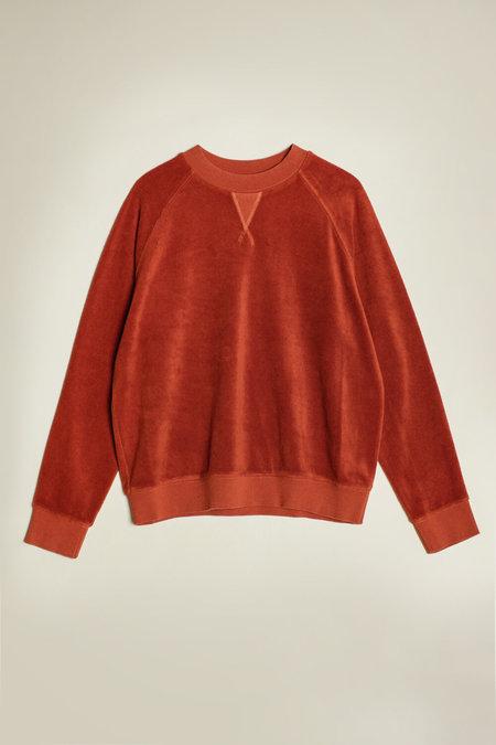 Kloke Hero Sweatshirt - Burnt Orange