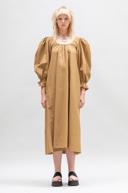 Toit Volant Epsilon Ursae Dress - Caramel Toffee