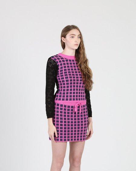 Rachel Comey Tonio Skirt - purple/blue/black