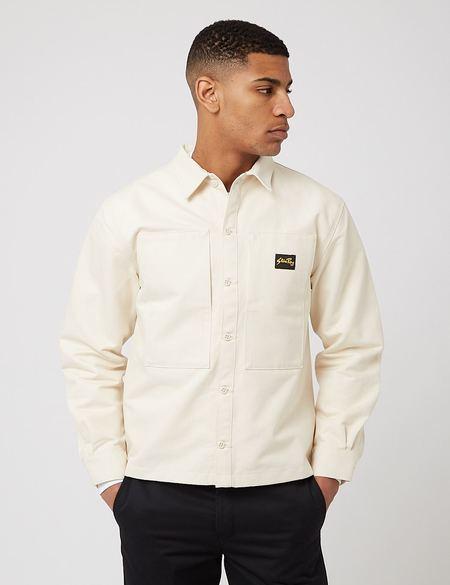 Stan Ray Prison Shirt - Beige