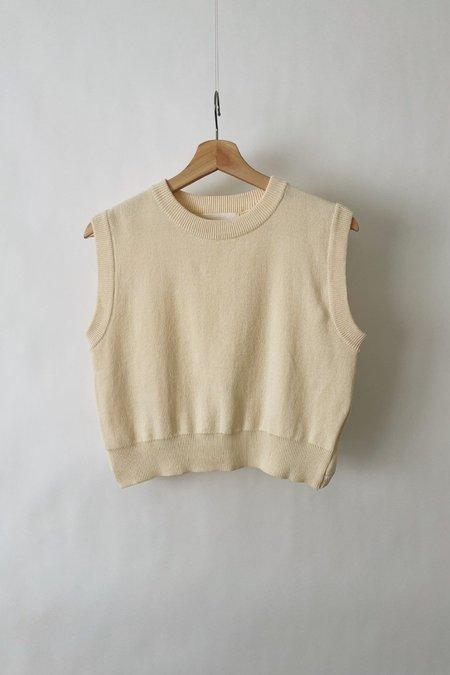 Repeller Crop Knit Vest