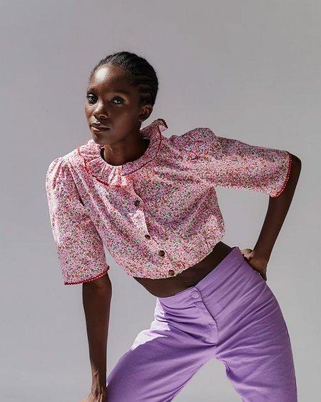Tach Clothing Bernarda Floral Shirt