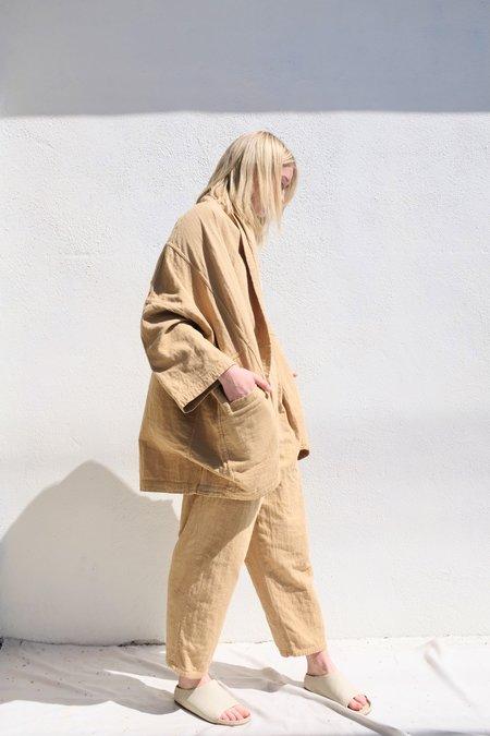 Atelier Delphine Haori Coat - Dune