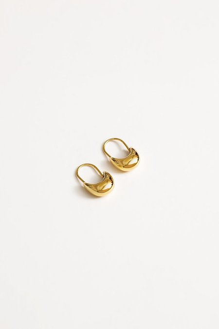 Wolf Circus Small Marta Earrings - Gold