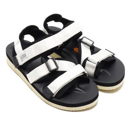 Suicoke Kisee-V sandals - White