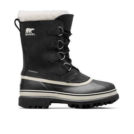 Sorel Women's Caribou boots - BLACK/STONE
