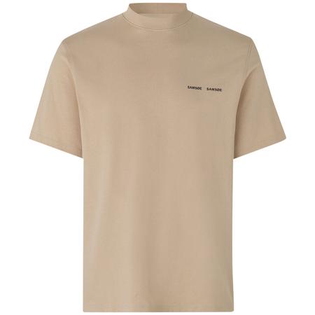 Samsoe Samsoe norsbro 6024 t-shirt - Humus