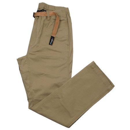 Manastash Flex Climber Pants - Khaki Beige
