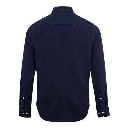 J Lindeberg Comfort Tencel Shirt - Navy
