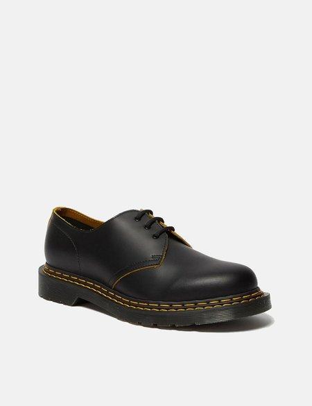 Dr Martens 1461 Double Stitch 26101032 Shoe - Black
