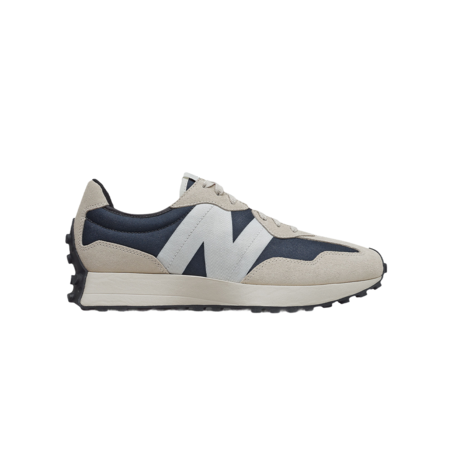 New Balance 327 Sneakers - Outerspace/Light Grey
