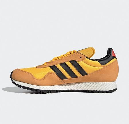 Adidas New York NYC Taxi - Yellow/Black