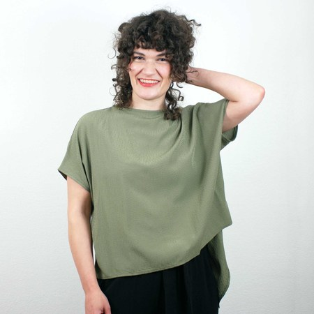 COKLUCH Loon Top - Olive