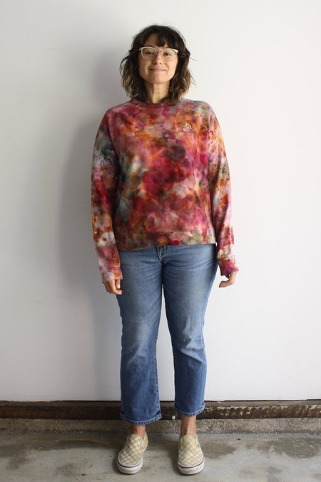 unisex Myrtle x These Hands Are Made of Gold No. 8 Sweatshirt - multi